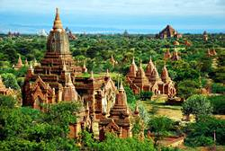 Bagan Ancient City, Myanmar