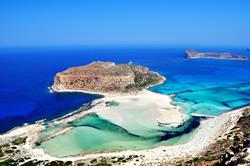 Playa de Balos, Grecia