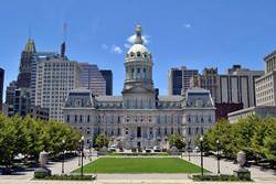 Baltimore City Hall, USA