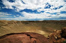 Barringer Crater, USA
