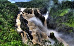 Barron Wasserfall, Australien