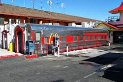 Estación de Barstow McDonalds, Estados Unidos