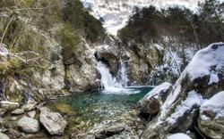 Bash Bish Falls, USA