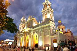 Basilica de Salta, Argentina
