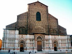 Базилика Сан-Петронио, Италия