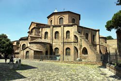 Базилика Сан Витале, Италия