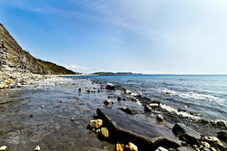Пляж Юрского периода, Великобритания