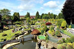 Bekonscot model village, United Kingdom