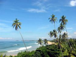 Bentota Strand, Sri Lanka