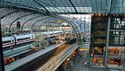Вокзал Хауптбанхоф, Германия