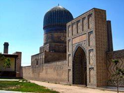 Bibi-Xonim Masjidi, Uzbekistan