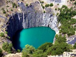 Big Hole Kimberley, South Africa