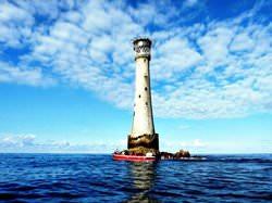 Bischof Rock Island, Großbritannien