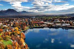 Bled Town, Slovenia