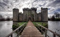 Bodiam Schloss, England