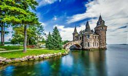 Замок Больдта, США