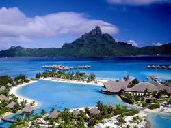 Bora-Bora, Polynésie française