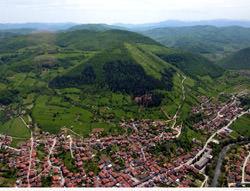 Боснийские пирамиды, Босния