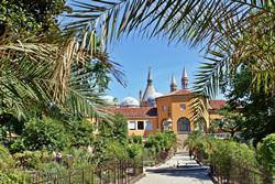Jardín Botánico de Padua, Italia