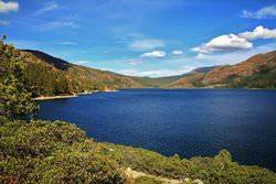 Bowman Lake, USA