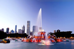 Buckingham Fountain, USA