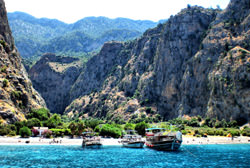 Butterfly Valley, Turkey