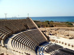 Caesarea Theater, Israel
