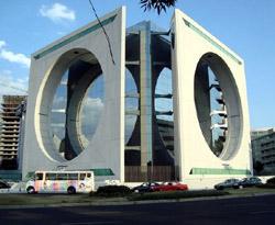 Calakmul Wolkenkratzer