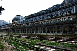 Canfranc Rail Station, Spain