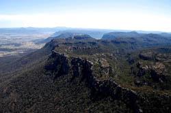 Caperteetal, Australien