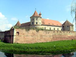 Castle Fagaras, Rumänien