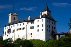 Rozmberk Schloss