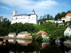 Castle Rozmberk, Czech Republic
