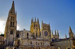 Бургосский собор, Испания