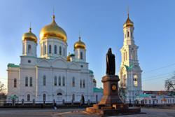 Cathedral of Nativity of Blessed Virgin, Russia