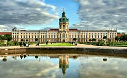 Замок Шарлоттенбург, Германия
