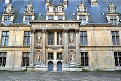 Chateau d Ecouen, France