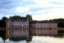 Замок Белей, Бельгия