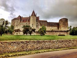Замок Шатонеф, Франция