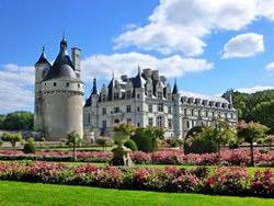Chenonceau Schloss, Frankreich