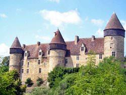 Замок Кюлан, Франция