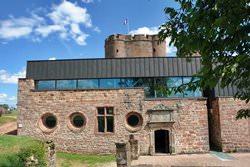Замок Лихтенберг, Франция