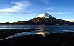 Chungara See, Chile