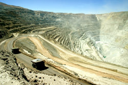 Chuquicamata Mine, Chile
