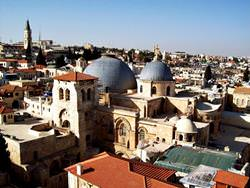 Holy Sepulchre Kilisesi
