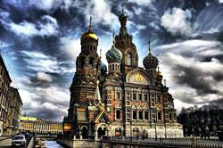 Church of Savior on Blood, Russia