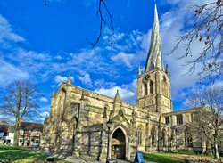 Церковь Св. Марии и всех Святых, Великобритания
