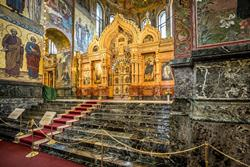 Church of the Savior on the Blood, Russia