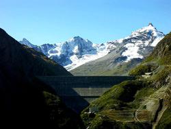 Cleuson-Dixence, Switzerland