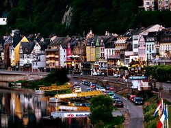 Cochem Town, Germany